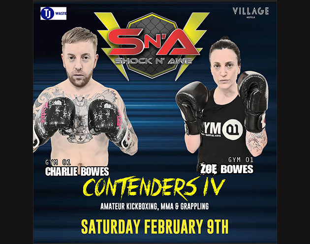 Contenders 4; Couples who train together, fight together!