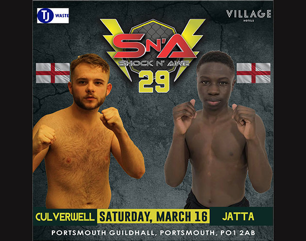 Culverwell takes on Jatta at Shock n Awe 29!