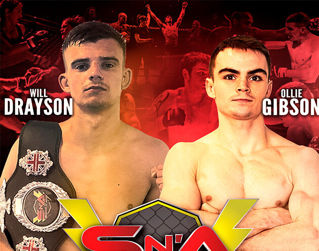 Could Will Drayson become the champ champ at Shock N Awe 30?