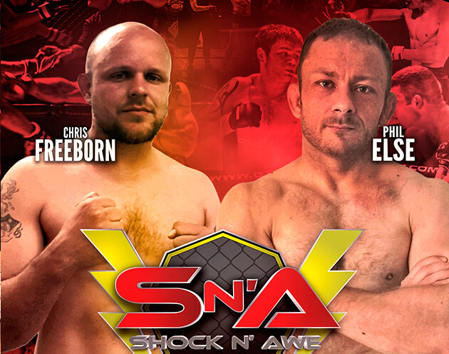 Freeborn vs Else; Legends return to the cage at Shock N Awe 30