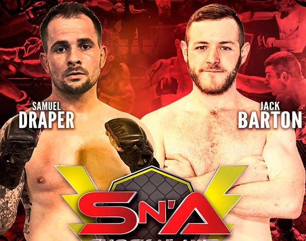 Jack Barton returns to Shock N Awe after impressing at SNA 29 and takes on Samuel Draper