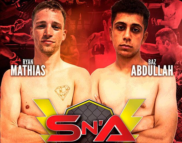 Ryan Mathias vs Baz Abdullah added to the undercard of Shock N Awe 30