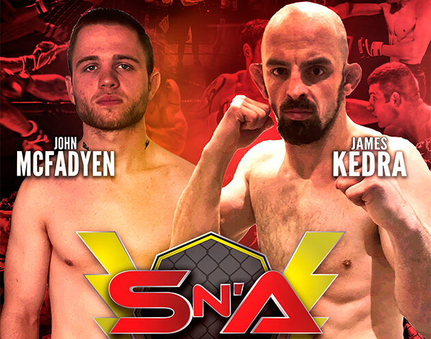 Expect fireworks as McFadyen meets Kedra at Shock N Awe 30