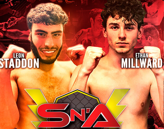 Staddon and Millward looking to collect their first wins at Shock N Awe 30