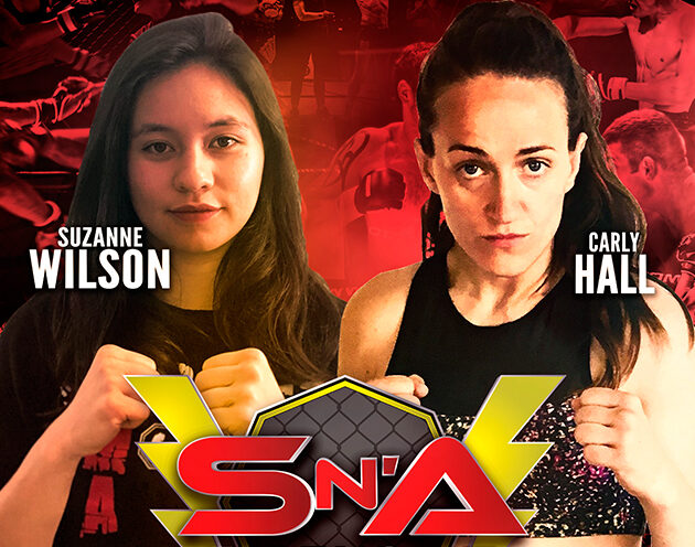 Black Belt Carly Hall faces undefeated Suzanne Wilson at Shock N Awe 30