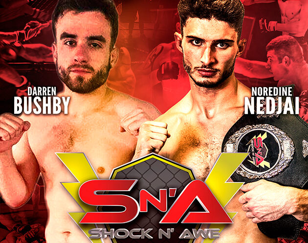 Nedjai vs Bushby; Two Former Champions to make Professional debuts at Shock N Awe 30