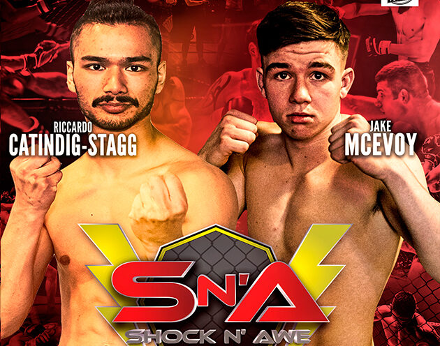 Hale vs McIntyre added to Prelims and a change on the main card for the amateur title at Shock N Awe 30