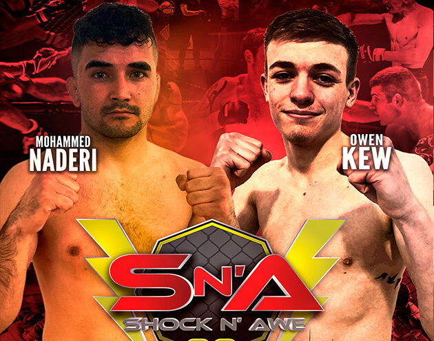 Owen Kew gets new opponent. Will the postman still delivery on October the 19th?