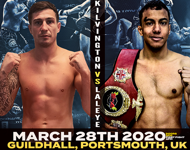 Flyweight Pro MMA: Ashley Kilvington vs Aaron Laleye at Shock N Awe 31
