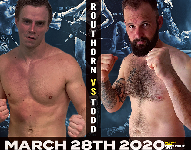 Mark Todd returns to take on Ben Routhorn at Shock N Awe 31