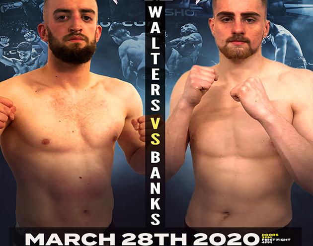 Tyler Banks vs Jordan Walters meet for the Amateur Welterweight Title at Shock N Awe 31
