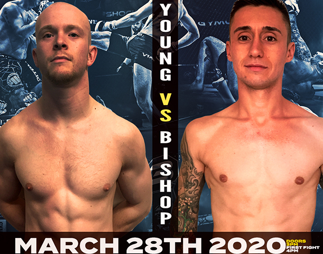 Josh Bishop takes on Brendan Young on the Shock N Awe 31 Undercard