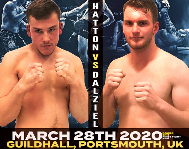 Charlie Hatton gets a new opponent as George Dalziel returns at Shock N Awe 31