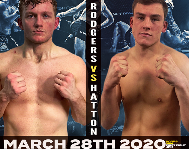 Charlie Hatton confident he can perform with a full camp as he faces Matt Rogers at Shock N Awe 31